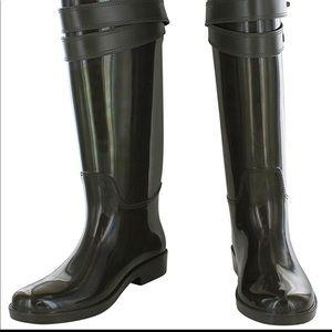 Coach rain boots ☔️